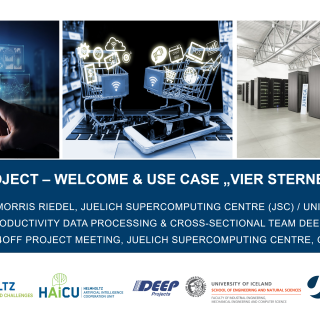 2019-07-01 ON4OFF Project Welcome and Use Case 4-Sterne Tisch Update Morris Riedel