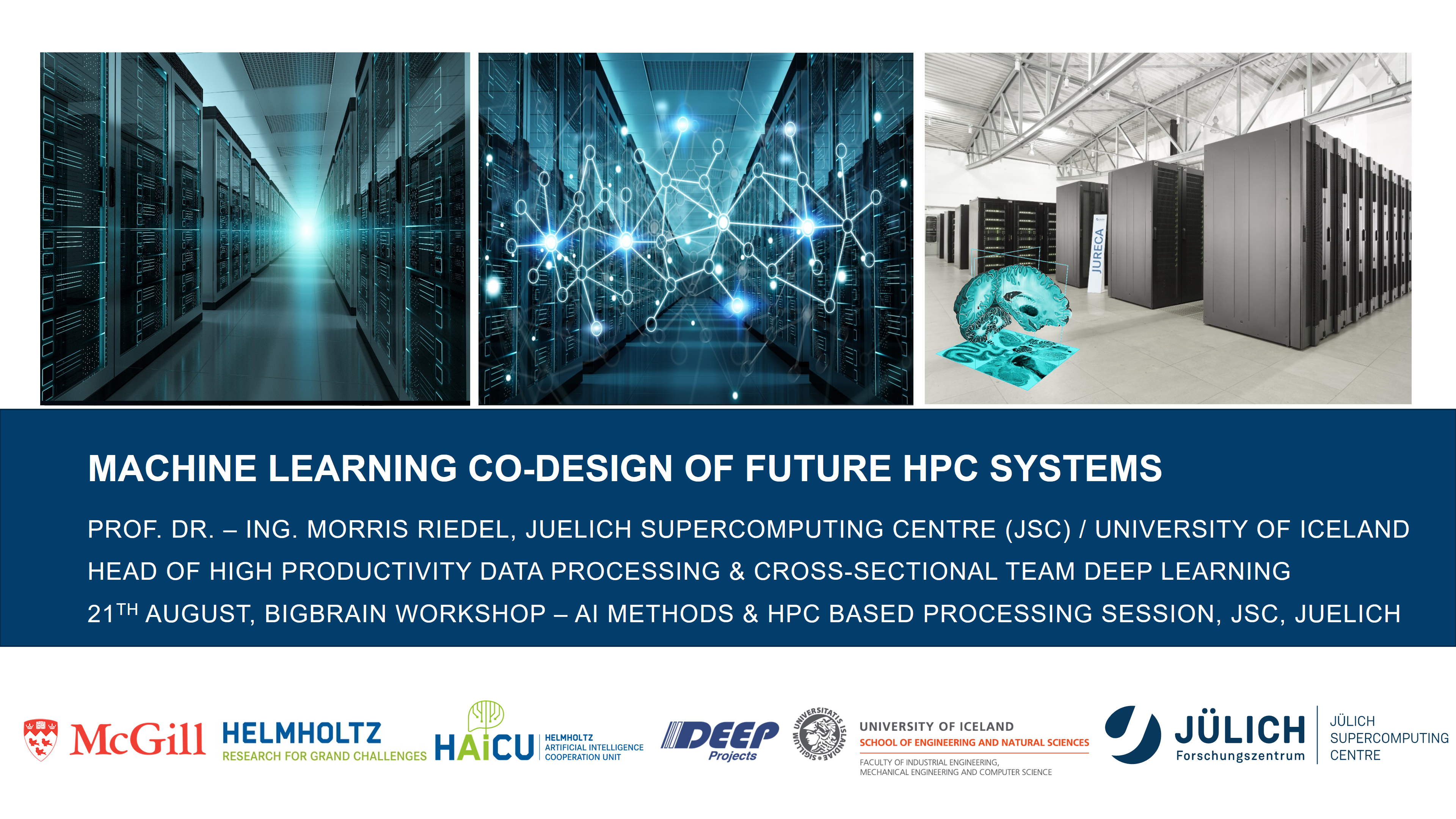 Machine Learning Co-Design of Future HPC Systems