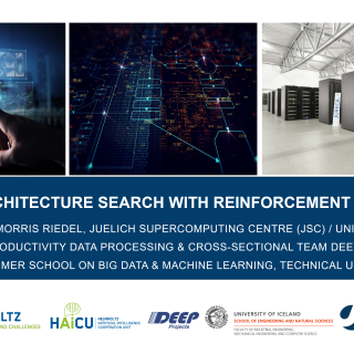 2019-08-23 Neural Architecture Search With Reinforcement Learning Morris Riedel