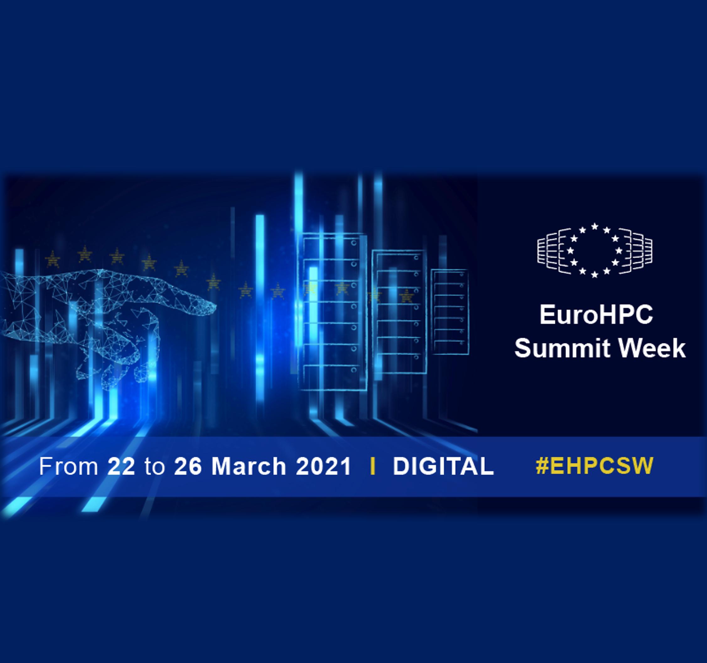 EuroHPC Summit Week 2021 Morris Riedel